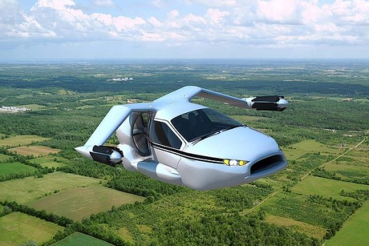 Flying Car Coming Soon